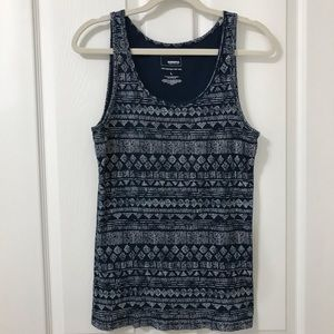 Sonoma The Everyday Rib Tank Top Size Large